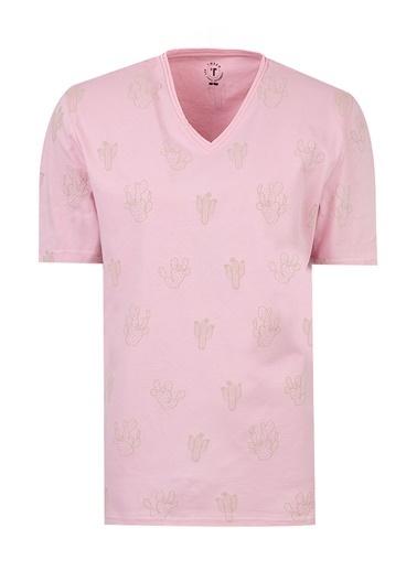 Tween Tişört Pembe